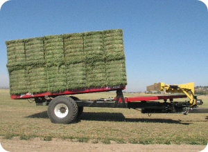 Mil-Stak, Inc  | Large Bale Stackers
